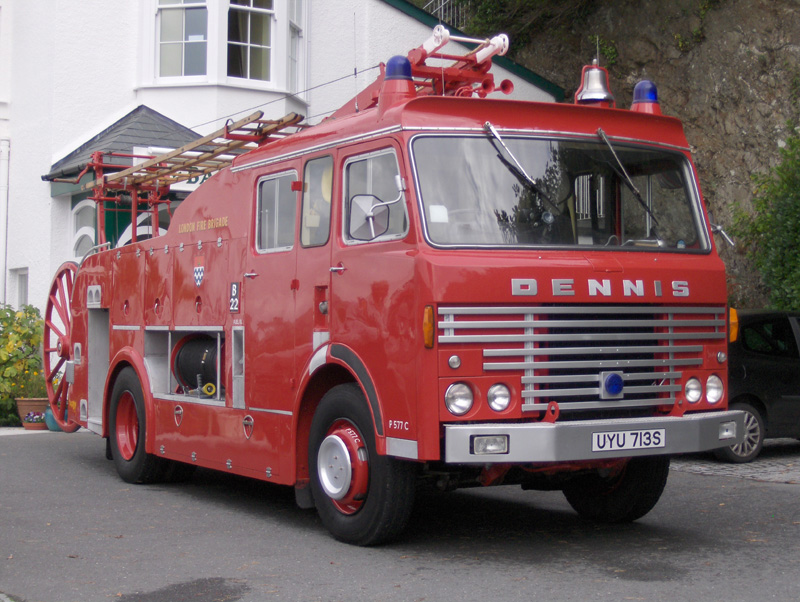 the fire engine - photo #15