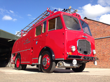 Fire Engine Services Uk